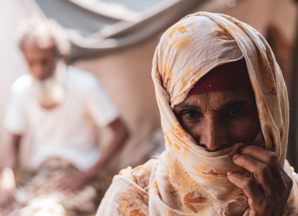 حقيبة غذائية عائلية - اليمن