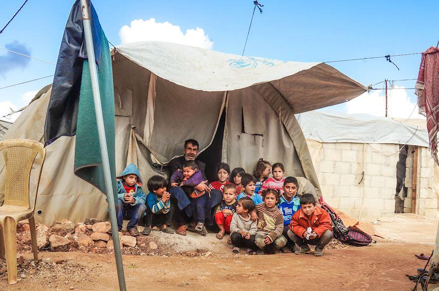 نداء طواريء سوريا