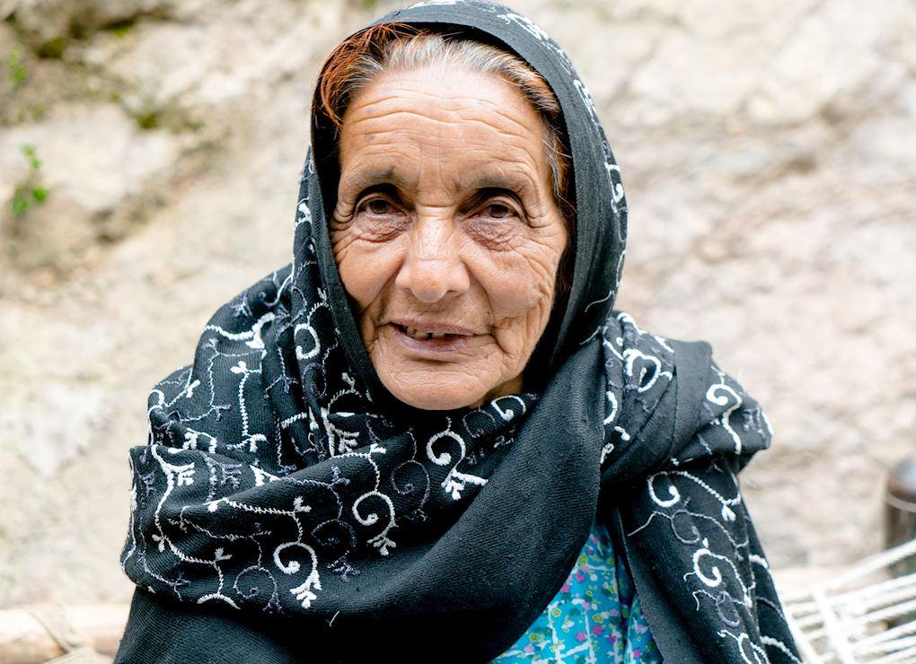 حقيبة غذائية عائلية - الباكستان