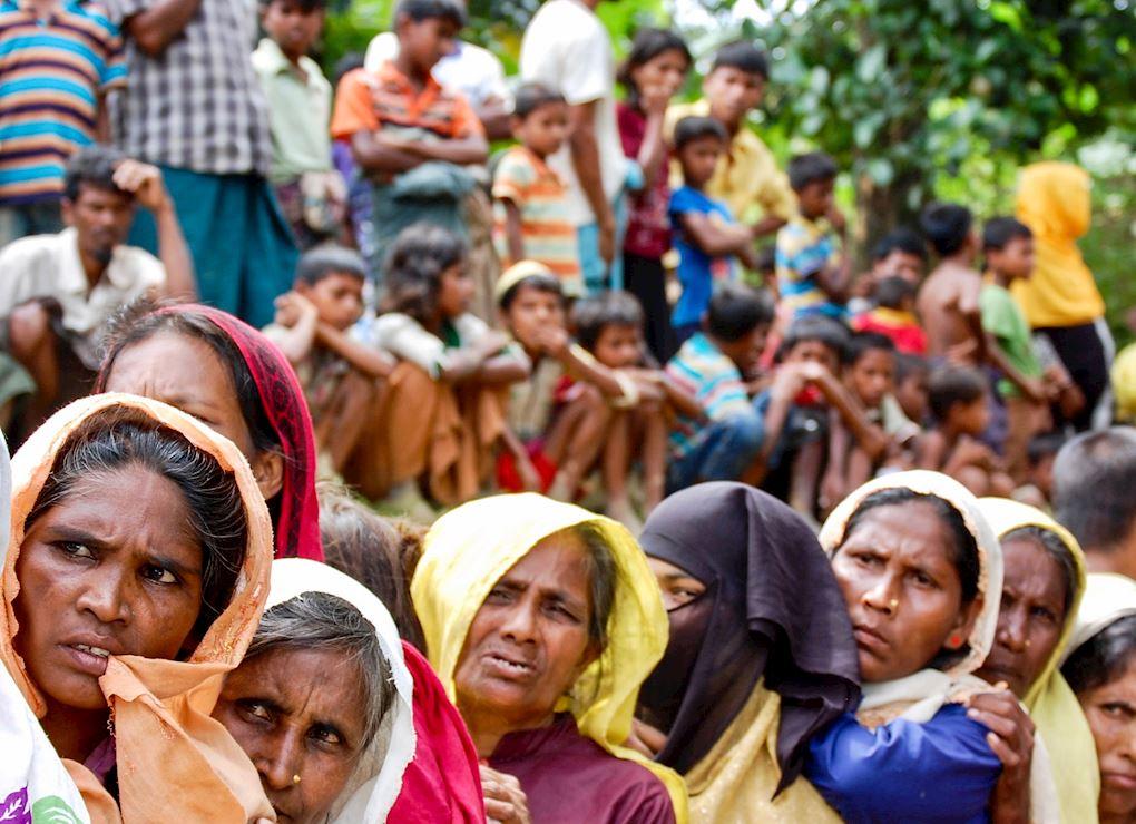 حقيبة غذائية - بنجلادش