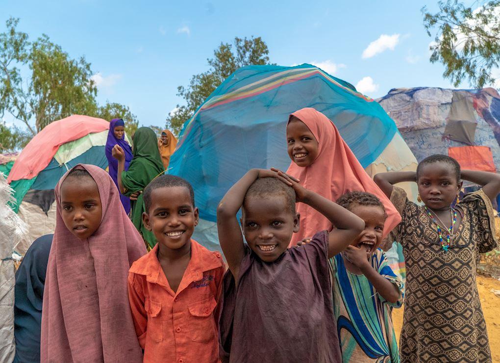 حقيبة غذائية عائلية - الصومال