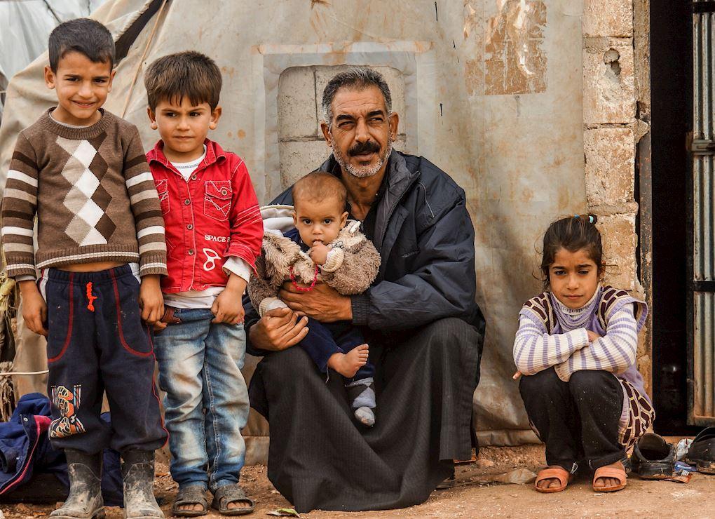 نداء طواريء إدلب