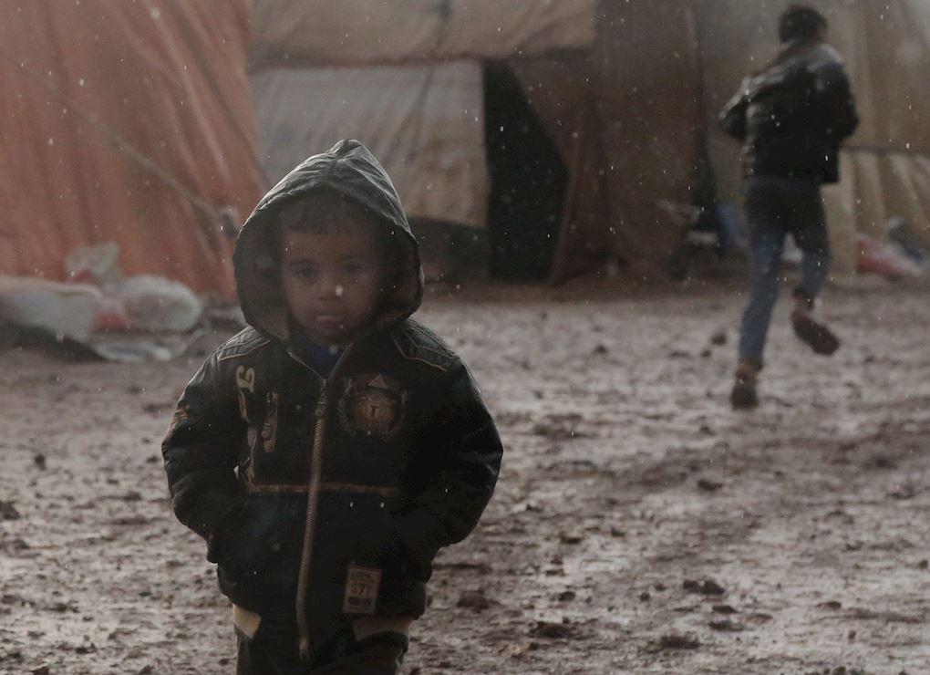 الشتاء اليمني، سلة طوارئ لأسرة يمنية